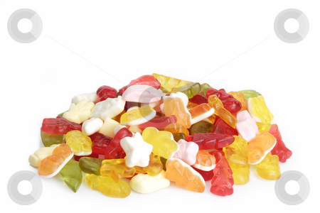 Colorful candy stock photo, Colorful candy as background by Birgit Reitz-Hofmann