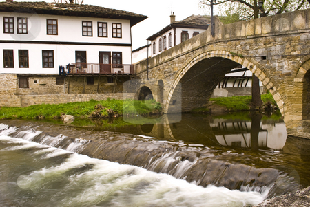 Tryavna the bridge of sighes stock photo, Tryavna - the bridge of sighes  by Desislava Dimitrova