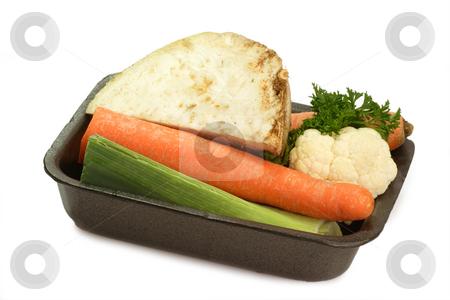 Fresh vegetables stock photo, Freshly vegetables for preparing a healthy soup as background by Birgit Reitz-Hofmann