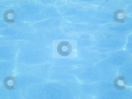 Water background stock photo, Background of swimming pool water by FEL Yannick
