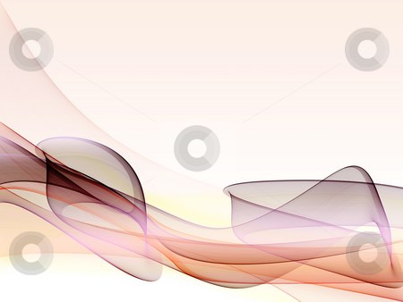 Abstract Background stock photo, An abstract illustration of shapes in different colors on gradient background by Alexander Zschach