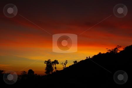 Surabaya Morning Sky stock photo, Early morning sky somewhere in Teretes, Surabaya by Azahar Basri