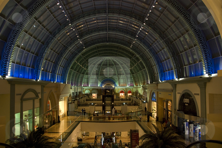 Dubai Mall stock photo,  by Didier Tais