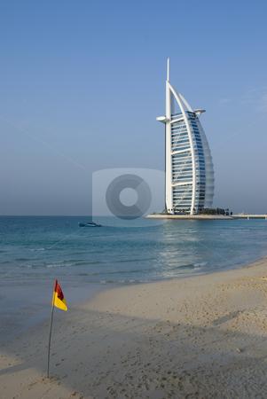 Dubai Architecture stock photo,  by Didier Tais