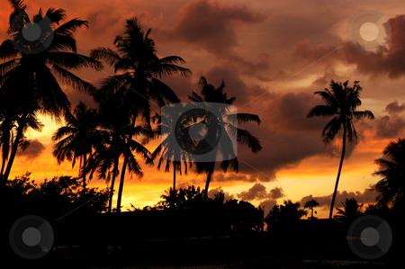 Red Sky stock photo,  by Norazshahir Razali