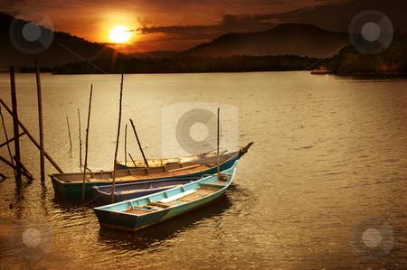 Sunset stock photo,  by Norazshahir Razali