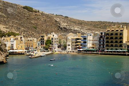 Village stock photo, Small village in Malta at gozo island by Rui Vale de Sousa