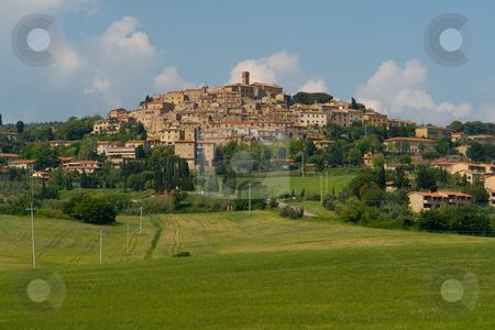 Montecatini val di cecina, Toscana - Tuscany stock photo, Montecatini val di cecina ist eine Stadt in der Provinz