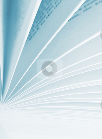 Book pages Close up stock photo,  by Kirsty Pargeter