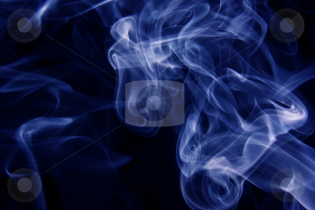 Abstract smoke stock photo, Background of swirling smoke by Kirsty Pargeter