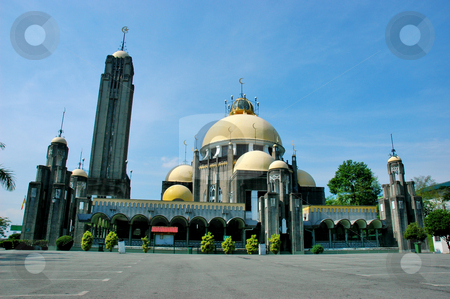 Masjid Klang stock photo,  by Norazshahir Razali