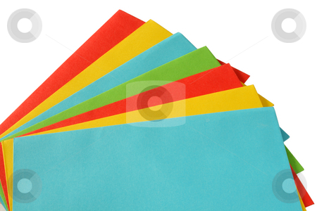 Color envelopes. stock photo, Color envelopes. by Stephen Rees