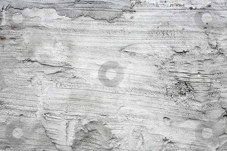 Dirty white grout wall texture abstract background. stock photo, Dirty white grout wall texture abstract background. by Stephen Rees