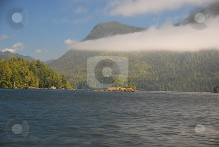 Vancouver island stock photo, Clouds on vancouver island by Wolfgang Zintl