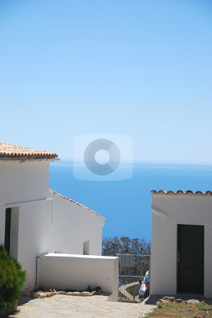 Mallorca stock photo, Beautiful ocean view on the island mallorca by Wolfgang Zintl