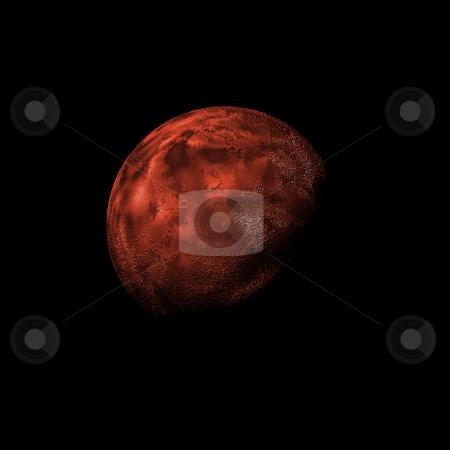 Fictional planet stock photo, Fictional planet background by Kirsty Pargeter