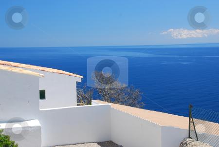Mallorca stock photo, Beautiful ocean view on the island majorca by Wolfgang Zintl