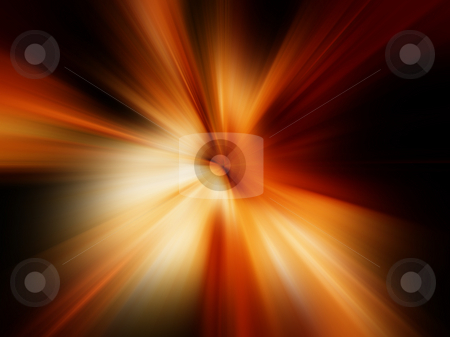 Explosion stock photo, Abstract blast background using fiery colours by Kirsty Pargeter