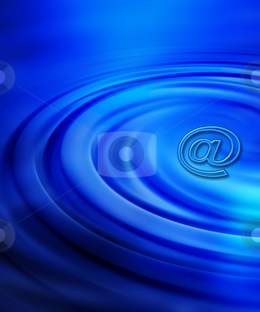 Email abstract stock photo, Abstract email background by Kirsty Pargeter