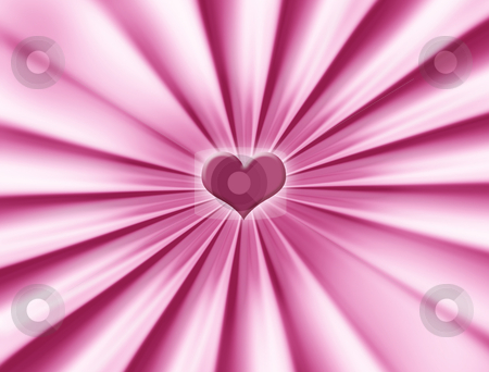Heart background stock photo, Heart background by Kirsty Pargeter