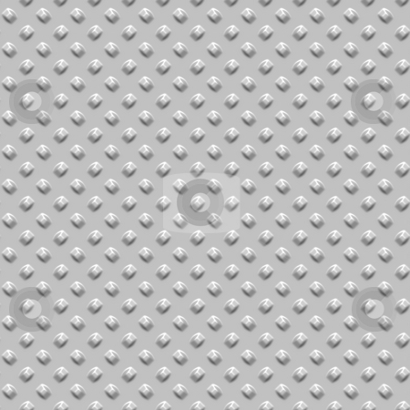 Chrome rivets stock photo, Chrome rivets background by Kirsty Pargeter