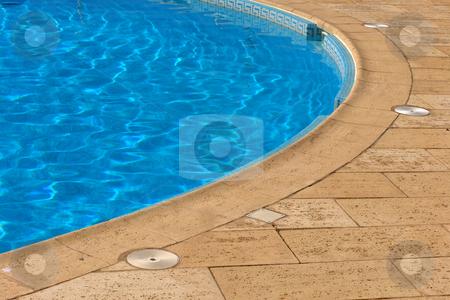 Pool stock photo, Pool detail by Rui Vale de Sousa