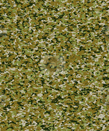 Forest Camouflage stock photo, Forest Camouflage by Matt Baker