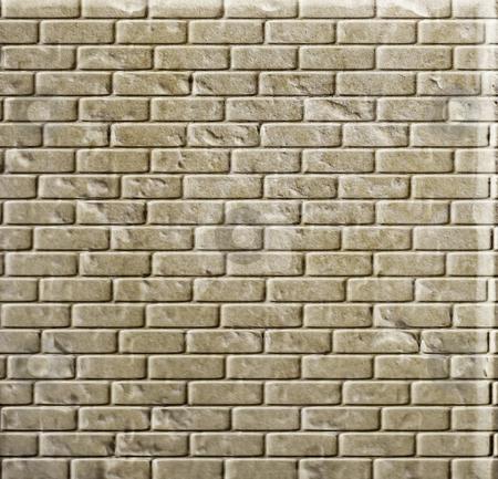 A brick wall stock photo, A decorative brick wall by Matt Baker