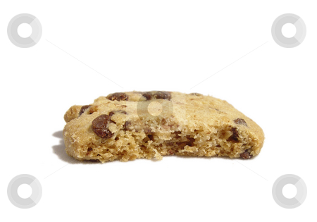 Chocolate chip cookie stock photo,  by Kirsty Pargeter