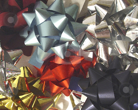 Large group of Bows stock photo,  by Kirsty Pargeter