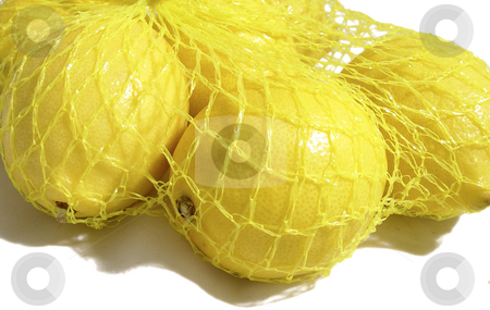 Lemons on white stock photo,  by Kirsty Pargeter