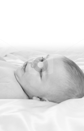 Baby boy stock photo, Close up shot of cute baby boy by Kirsty Pargeter