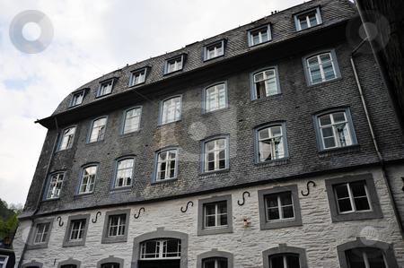 Monschau  stock photo, Building in Monschau Germany by Jaime Pharr