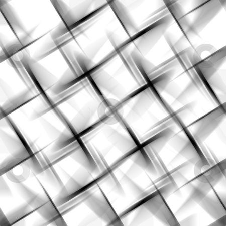 Abstract Basket Weave stock photo, Abstract illustration of a basket weave texture. by Todd Arena