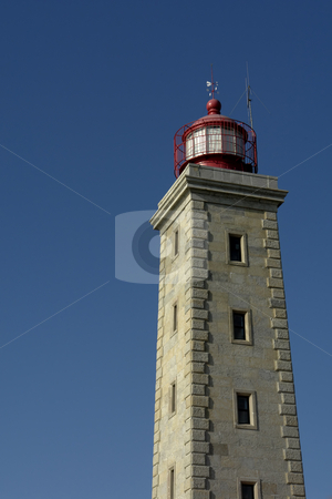 Lighthouse stock photo, Ancient lighthouse by Rui Vale de Sousa