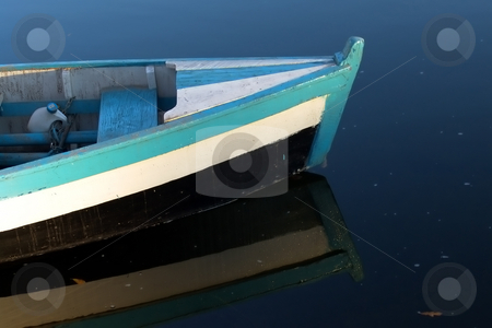 Boat stock photo, Boat detail by Rui Vale de Sousa