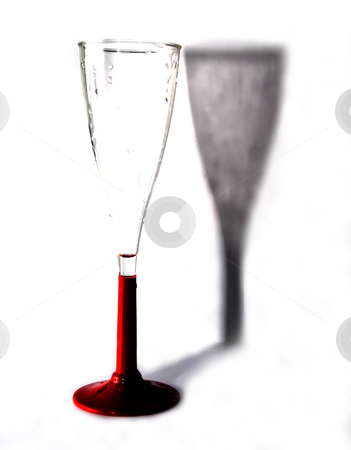 Glass stock photo, High key glass by Rui Vale de Sousa