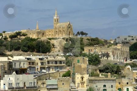 Gozo stock photo, Ancient architecture of gozo island in malta by Rui Vale de Sousa