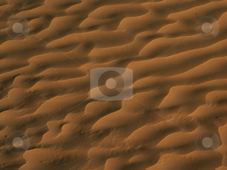 Sand stock photo, Sahara desert sand by Rui Vale de Sousa