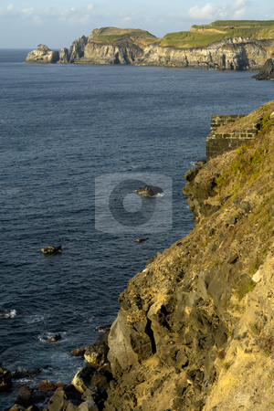Azores stock photo, Azores coastal view at the s. miguel island by Rui Vale de Sousa