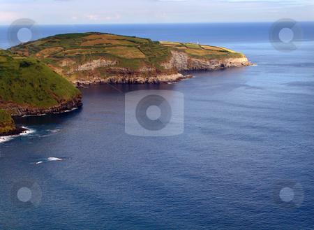 Island stock photo, Ocean and land by Rui Vale de Sousa