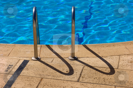 Pool stock photo, Pool detail by Rui Vale de Sousa