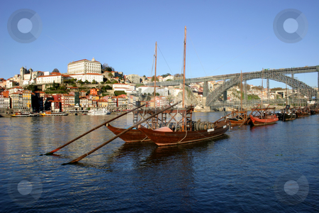 Oporto stock photo, Oporto town in portugal by Rui Vale de Sousa