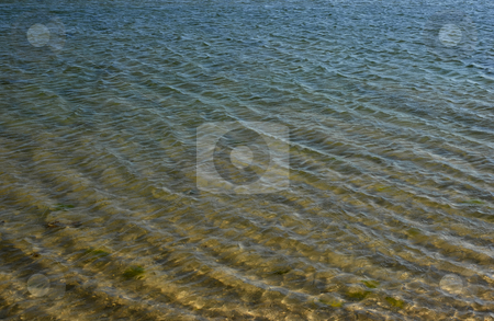 Water stock photo, Green water detail at the coast of spain by Rui Vale de Sousa