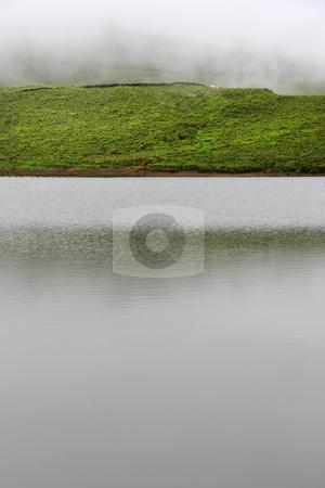Lake stock photo, Azores small lake at sao miguel island by Rui Vale de Sousa