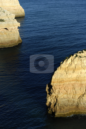 Coastal stock photo, Portuguese Algarve coast, the south of the country by Rui Vale de Sousa