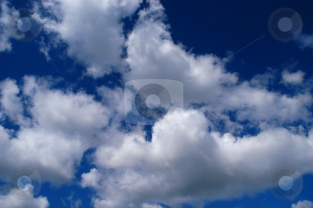 Clouds stock photo, Clouds in the sky by Rui Vale de Sousa