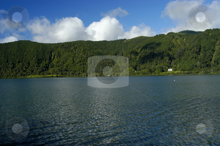 Furnas stock photo, Furnas lake in azores island by Rui Vale de Sousa
