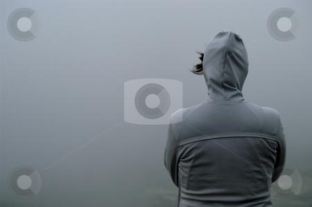 Woman stock photo, Woman alone by Rui Vale de Sousa