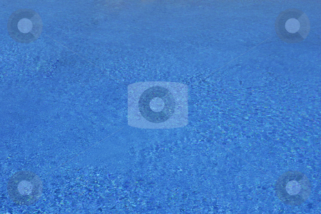 Water stock photo, Textures of a swimming pool blue water detail by Rui Vale de Sousa